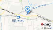Лечебно-Диагностический центр Наумчевой на карте