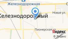 Начальная школа-детский сад №25 на карте