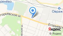 Теплополыч на карте