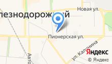 iClub на карте