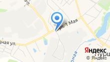 Мед Гарант на карте