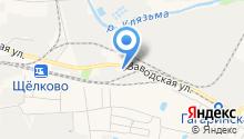 Техническая школа, ЧУ ДПО на карте