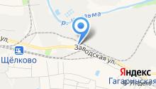 Щёлковская амбулатория на карте