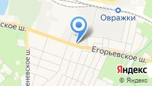 Ютольд на карте