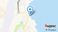 Тихая гавань на карте