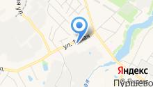 Саввинская баня на карте