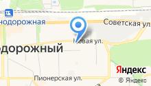 Начальная школа №13 на карте