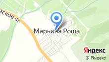 Учасковый пункт полиции на карте