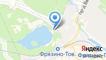 Фрязинская водно-спасательная станция №31 на карте