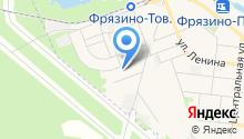 Храм иконы Божией Матери Державная на карте