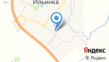 Центр образования Акимо-Ильинский на карте