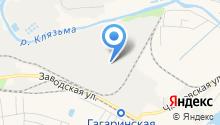 Транзит Ресурс на карте
