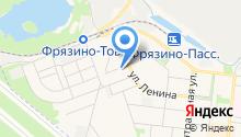 ФридАН на карте