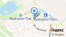 Института радиотехники и электроники РАН на карте