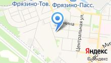 Судебный участок №334 мирового судьи Щёлковского судебного района Московской области на карте