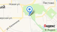 Салтыковский детский дом на карте