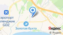 Горизонт на карте