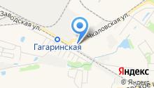 LiderKOM на карте