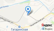 Русский Огород-НК на карте