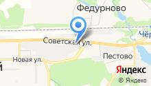 АЗС Ами-4 на карте