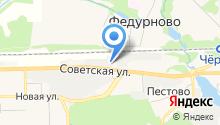 КСК-М на карте