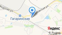 РГБ на карте