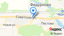 АГЗС ЮТА на карте