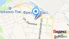 Культурный центр, МУ на карте