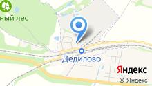 8 марта, ФГКУ на карте