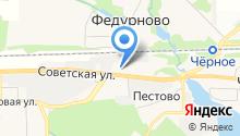 Машиноком на карте