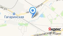 CHOKOCAT на карте