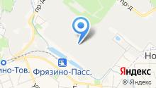 МАГРАТЕП на карте