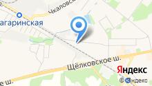 Ля Фантази на карте