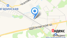Автомоечно-шиномонтажный комплекс на карте
