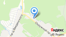 ПТК ЮФ на карте