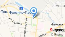 Фрязинский центр занятости населения на карте