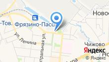 AМИГО на карте