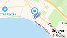 Стивилон на карте