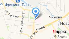Центр юридической помощи на карте