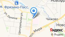 Ломбард на Московской 8 на карте