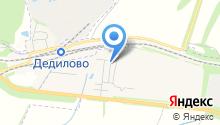Узловая-10 на карте