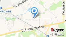 Керосинка на карте