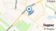 МясКо на карте