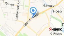 ЩелковоХлеб на карте