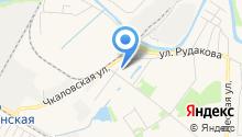 Почтовое отделение №141103 на карте