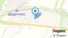 Детский сад №13 на карте
