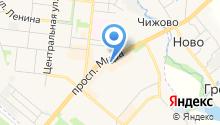 Сервисный центр по ремонту мобильных устройств на карте