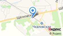 Устьянский лес - Пиломатериалы из северного леса на карте
