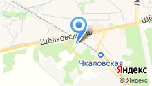 МиксВуд на карте