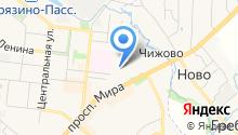 Жилищно-эксплуатационное управление Института радиотехники и электроники РАН, ФГУП на карте